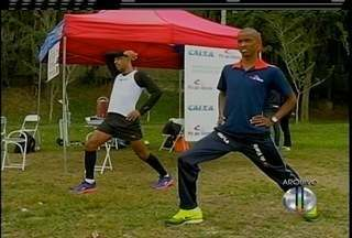 Atleta de Petrópolis, RJ, fará prova pelo Campeonato de Atletismo neste domingo - Campeonato acontece no Peru.
