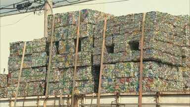 Quadrilhas de roubos de carga de alumínio na região de Ribeirão Preto são investigadas - Dois homens foram presos em flagrante após desviarem carga de empresa em Sertãozinho e registrar falsa comunicação de roubo.