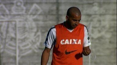 Corinthians enfrenta o Inter e Sheik terá despedida pelo Timão - Atacante esta indo para o Flamengo