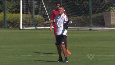 Corinthians, São Paulo e Palmeiras jogam neste fim de semana - Equipes disputam a sétima rodada do Campeonato Brasileiro.