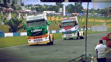 Goiano sonha em beliscar vaga no pódio na Fórmula Truck - Rogério Castro mostra entusiasmo para etapa de Santa Rita-RS