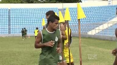 Imperatriz começa preparação para o Brasileiro da Série D - Entre atletas remanescentes e reforços, parte física é intensificada pela comissão técnica