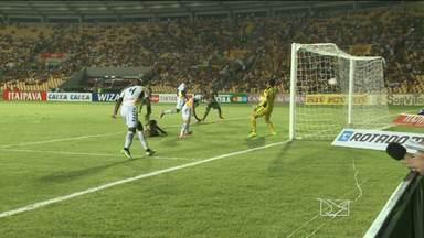 Sampaio vira, se aproxima dos líderes e deixa o Criciúma perto do Z-4 - Tricolor chega aos 14 pontos, segue colado no G-4 da Série B, enquanto o Tigre permanece na parte de baixo da tabela com apenas quatro pontos em sete jogos