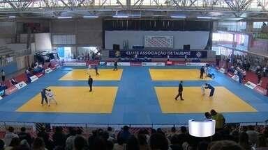 Taubaté sedia Troféu Brasil de Judô neste fim de semana - Mais de 400 atletas estão na cidade.