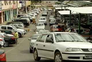 Estacionamento do Mercado Central de Montes Claros pode ser privatizado - Atualmente o serviço é controlado por flanelinhas.