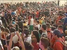 Festival em Timóteo reúne jovens fãs da cultura nerd - Festival termina neste domingo (14).