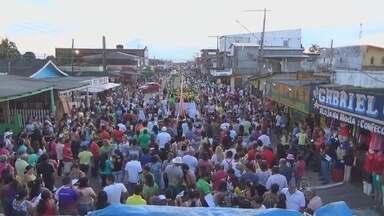 Santo Antônio é celebrado com festa em Itacoatiara - Neste sábado, procissão homenageou santo