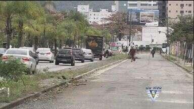STJ suspende liminar que paralisou obras no VLT - O Superior Tribunal de Justiça suspendeu a liminar que determinava a paralisação das obras do VLT na avenida Francisco Glicério, em Santos.