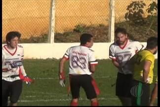 Mogi Desbravadores perde para o São José Jets no Campeonato Paulista de flag - A equipe mogiana foi derrota pelo placar de 20 a 9.
