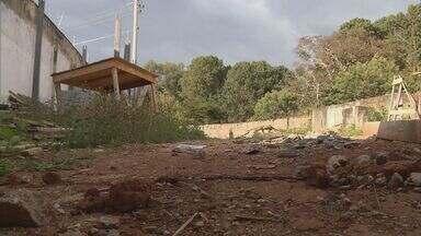 Obras de creches estão paradas em Pouso Alegre (MG) - Obras de creches estão paradas em Pouso Alegre (MG)