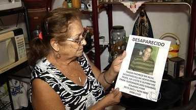 Família procura idoso desaparecido há quase três semanas em Goiânia - Homem com Mal de Alzheimer sumiu quando voltava de feira para casa.