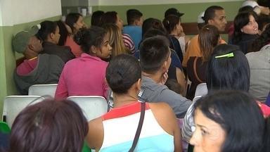 Pacientes sofrem com problemas na saúde pública em BH e na Região Metropolitana - Crianças e idosos esperam atendimento por horas na capital, em Lagoa Santa e em Santa Luzia.