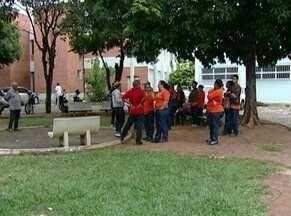 Funcionários param de trabalhar em Universidade Federal, no Sul ES - Limpeza do campus está comprometida.