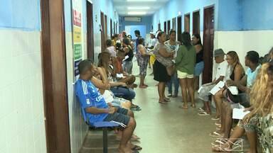 Cancelamento de contrato para gestão de Hospital em São José de Ribamar causa ranstorno - Cancelamento de contrato para gestão de Hospital e Maternidade em São José de Ribamar causa transtorno
