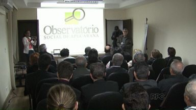 Campanha em Apucarana pede redução do número de vereadores - Entidades acham 19 um número muito grande de vereadores para a Cidade.