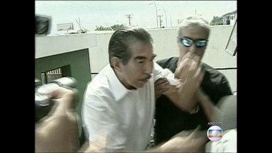 Julgamento do empresário Nenê Constantino já dura 10 horas - O empresário é acusado de encomendar o assassinato do ex-genro.