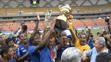 Nacional vence o Princesa do Solimões e conquista o Campeonato Amazonense - Time conquista o 43ª título amazonense da história.