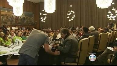 Começam as audiências públicas para discutir a nova lei de zoneamento - Começaram agora há pouco na Câmara Municipal de São Paulo as audiências públicas que vão discutir o projeto da nova lei de zoneamento da capital.