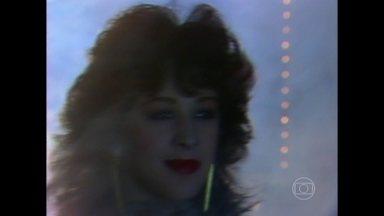 Personagem de Cláudia Raia tinha relação inusitada com lobisomem em Roque Santeiro - Ninon se encontrava com a criatura na calada da noite, no cemitério