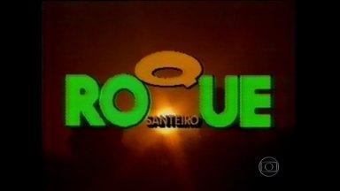 Vídeo Show exibe chamada original da novela Roque Santeiro - Paulo Gracindo deu voz à chamada na época, e Regina Duarte se emocionou ao rever as imagens