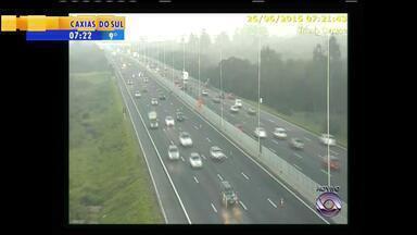 Trânsito: confira a movimentação na manhã desta sexta-feira (26) - Assista ao vídeo.