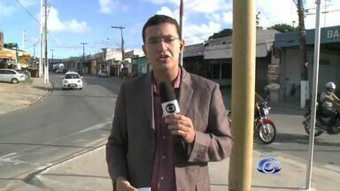 Acidente causa transtornos no bairro de Cruz das Almas - Algumas ruas ficaram sem energia.