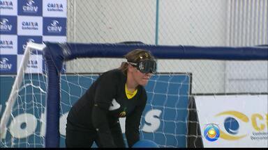 João Pessoa sedia o Desafio Internacional de Goalball - Competição acontece neste fim de semana na Vila Olímpica Parahyba.