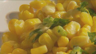 'Prato Feito' ensina receita de milho verde com pimenta - Kassab ensina nesta sexta-feira (25) uma receita de milho verde com pimenta.