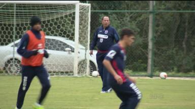Paraná Clube busca primeira vitória fora de casa pela Série B - Tricolor está em boa fase, venceu duas seguidas, e agora tem pela frente o Atlético-GO