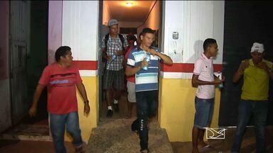 Trabalhadores maranhenses levados em São Paulo estão de volta a São Mateus - Eles foram levados com a promessa de trabalho na Construção Civil.