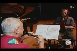 Concerto Tribanco acontece nesta sexta-feira em Uberlândia - Trio musicista será atração principal; apresentação acontece no Teatro Municipal.