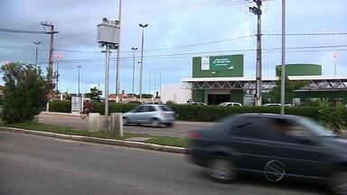Sistema de monitoramento do trânsito está sendo reimplantado em Aracaju - Sistema de monitoramento do trânsito está sendo reimplantado em Aracaju.