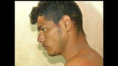 Jovem é preso suspeito de estuprar menino de 7 anos em Santarém - Crime aconteceu na grande área do Santarenzinho. Segundo a polícia, suspeito é ex-presidiário.