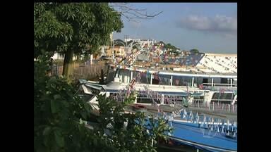 Procissão Fluvial de São Pedro é nesta segunda em Santarém - Evento é realizado pela Colônia de Pescadores Z-20.