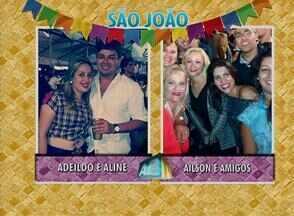 Confira as fotos de telespectadores brincando o São João - Imagens foram enviadas pelo público do ABTV 1ª Edição.