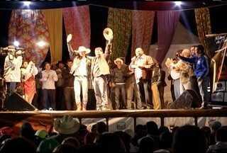 Festival Viola dos Gerais classifica três canções em Francisco Sá - Próxima etapa será no sábado (5) em Ipatinga.