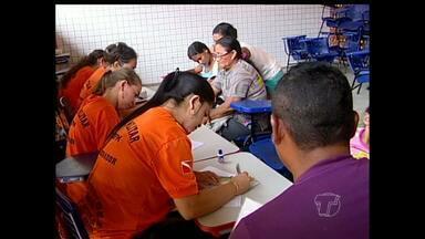 PM realiza a 3ª Caravana da Cidadania em Monte Alegre - Ação disponibilizou à população diversos serviços gratuitos.