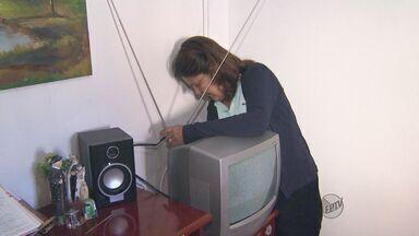 Sinal analógico de televisão deve ser interrompido em 2018 no Sul de Minas - Sinal analógico de televisão deve ser interrompido em 2018 no Sul de Minas