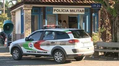 Onda de violência em Santa Catarina é tema de discussão entre autoridades - Onda de violência em Santa Catarina é tema de discussão entre autoridades
