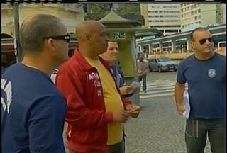 Guardas Municipais de Petrópolis fazem reivindicações e Prefeitura promete negociações - Más condições de trabalho foram denunciadas.