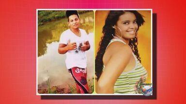 Suspeito de matar casal de namorados durante o carnaval é preso em Perdões (MG) - Suspeito de matar casal de namorados durante o carnaval é preso em Perdões (MG)