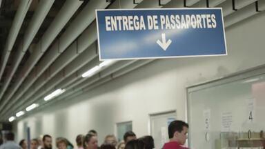 Hoje é dia de Viajar: Aeroporto - Alexandre Henderson vai para um aeroporto conversar com viajantes e comissárias de bordo