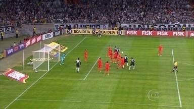 Atlético-MG vence Sport do Recife por 2 a 1 - No Mineirão, em Belo Horizonte, mais de 50 mil torcedores viram o Galo vencer o time pernambucano.
