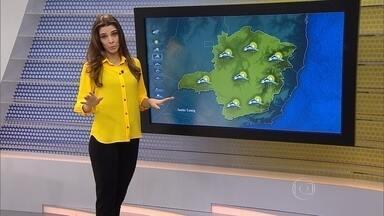Quinta-feira amanhece fria em várias regiões de Minas Gerais - Muita umidade deixa o tempo instável no estado.