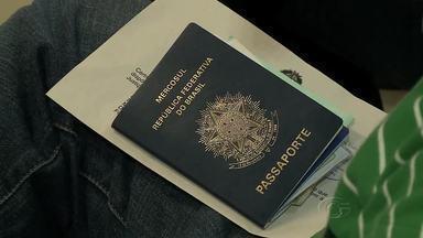 Mudanças no Passaporte e reajuste de preço pegam alagoanos de surpresa - O preço do passaporte teve um reajuste de 65% e muita gente foi pega de surpresa. Entre as mudanças, a validade do documento aumentou de 5 para 10 anos.