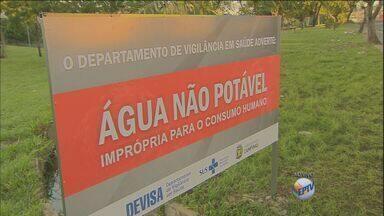 Mapeamento mostra quais são as nascentes impróprias em Campinas - Estudo foi feito pela Vigilância em Saúde de Campinas.