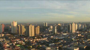 Confira a previsão do tempo para os próximos dias na região de Campinas - Dia começou com céu claro e temperatura agradável.