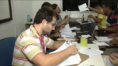 Greve de servidores da UFMA afeta matrículas do Sisu em Imperatriz (MA) - Em Imperatriz (MA), as matriculas dos convocados da lista de espera do Sisu também estão sendo realizadas, mas a greve de servidores da UFMA afeta o atendimento aos candidatos.
