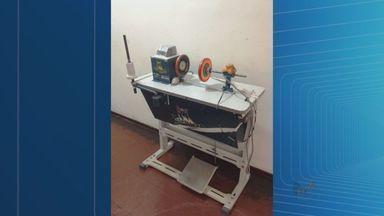PM apreende mais de 6 mil metros de linha de cerol em Monte Alto, SP - O material estava à venda em um bar a poucos metros de uma escola municipal. Uma mulher foi presa.