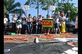 Estatuto da Criança e do Adolescente completa 25 anos - Protesto contra a redução da maioridade penal marcou a data em Belém.